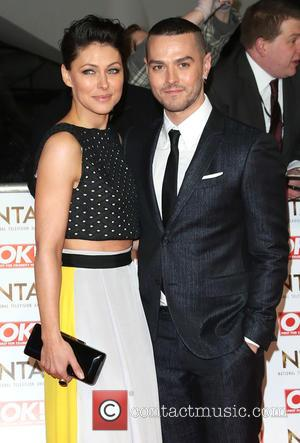 Emma Willis and Matt Willia - The National Television Awards (NTA's) 2015 held at the O2 - Arrivals at The...