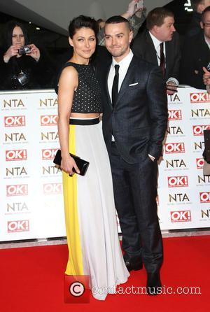 Emma Willis and Matt Willis - The National Television Awards (NTA's) 2015 held at the O2 - Arrivals at The...