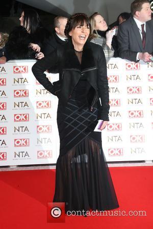 Davina McCall - The National Television Awards (NTA's) 2015 held at the O2 - Arrivals at The National Television Awards...