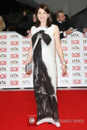 Jodie Whittaker - The National Television Awards (NTA's) 2015 held at the O2 - Arrivals at The National Television Awards...