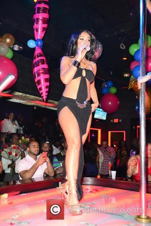 Mya - Mýa performs at Diva Fridays at G5ive Lounge at G5ive Miami - Miami, Florida, United States - Friday...