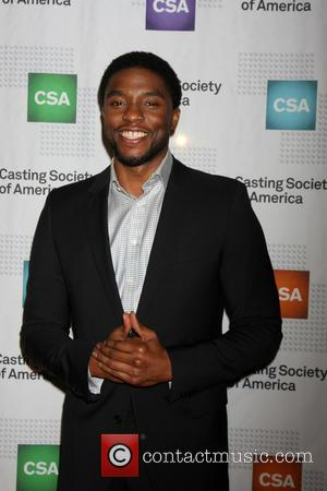 Chadwick Boseman - 30th Artios Awards presented by Casting Society of America at Beverly Hilton Hotel - Beverly Hills, California,...
