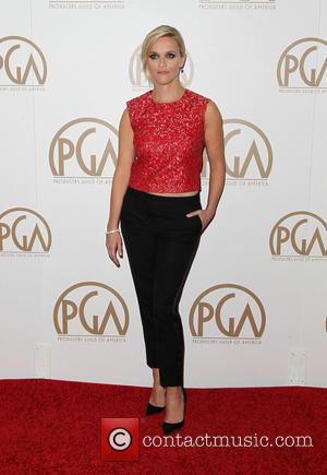 Reese Witherspoon - A variety of stars were photographed on the red carpet as they attended the Producers Guild of...