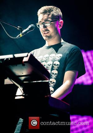 Gus Unger-Hamilton - Alt-J perform a sold out show at the O2 Arena in London supported by Wolf Alice at...