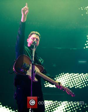 Joe Newman - Alt-J perform a sold out show at the O2 Arena in London supported by Wolf Alice at...