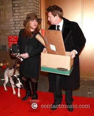 Stockard Channing and Martin Short - Re-opening night of It's Only A Play at the Bernard B. Jacobs Theatre -...