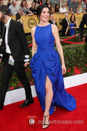 Julianna Margulies - 21st Annual Screen Actors Guild Awards Arrivals at The Shrine Auditorium - Arrivals at Shrine Auditorium, Screen...
