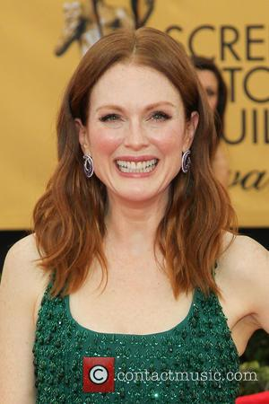 Julianne Moore - A host of stars were photographed on the red carpet as they arrived at the 21st Annual...