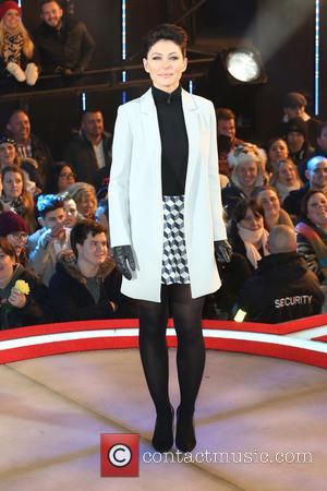 Emma Willis - Big Brother Eviction - London, United Kingdom - Tuesday 27th January 2015