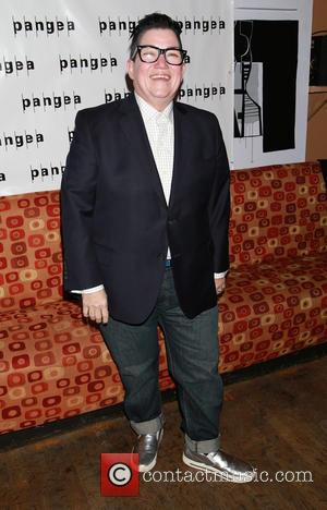 Lea DeLaria - Shots from the after party for the opening night of 'A Month In the Country' which was...