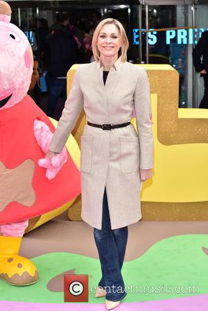 Jenni Falconer - Peppa Pig: The Golden Boots - UK film premiere held at the Odeon Leicester Square. at Odeon...