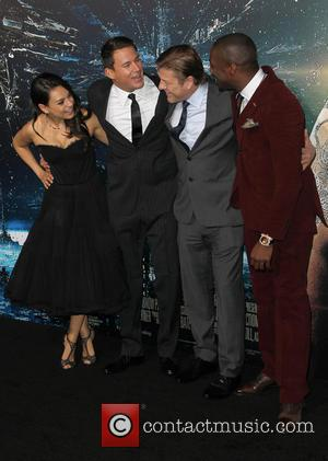 Mila Kunis, Channing Tatum, Sean Bean and David Ajala