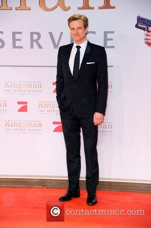 Colin Firth - Shots of a host of stars as they attend the German premiere of new British action movie...