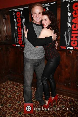 Cleve Asbury and Donna Marie Asbury - Opening night after party for Jennifer Nettles and Carly Hughes in Broadway musical...