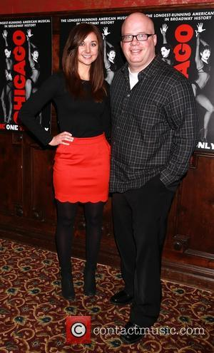 Emily Richie and Jesse Addy - Opening night after party for Jennifer Nettles and Carly Hughes in Broadway musical Chicago,...