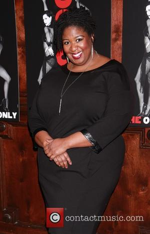 NaTasha Yvette Williams - Opening night after party for Jennifer Nettles and Carly Hughes in Broadway musical Chicago, held at...