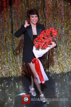 Carly Hughes - Photo's from the Opening night for Jennifer Nettles and Carly Hughes in the Broadway musical 'Chicago' which...