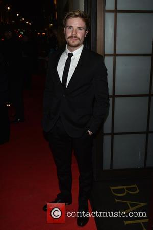 Joe Thomas - BAFTA - fundraising gala dinner & auction held at BAFTA Piccadilly, Arrivals. - London, United Kingdom -...