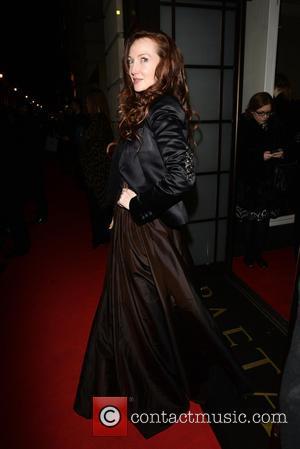 Olivia Grant - BAFTA - fundraising gala dinner & auction held at BAFTA Piccadilly, Arrivals. - London, United Kingdom -...