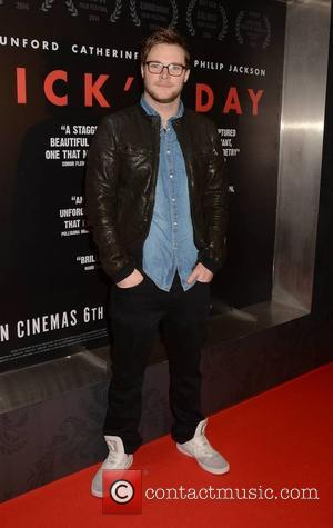 Jack Reynor & Madeline Mulqueen - Guests attend the Irish Premiere of Patrick's Day at The Lighthouse Cinema, Dublin, Ireland...