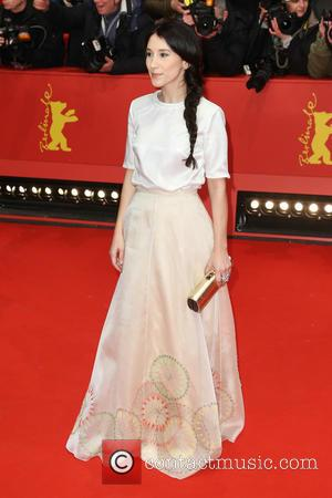Sibel Kekilli - A variety of stars from the film industry were snapped on the red carpet at the 65th...
