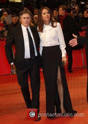 Gabriel Byrne and Hannah Beth King - 65th Berlinale International Film Festival - 'Nobody Wants the Night' (Nadie quiere la...