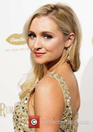 Katherine Bailess - Shots of a host of celebrities as they arrived at the OK! Magazine Grammy Pre-Party which saw...