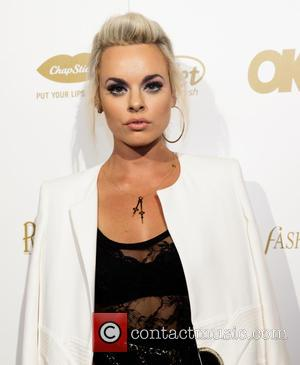 Katy Tiz - Shots of a host of celebrities as they arrived at the OK! Magazine Grammy Pre-Party which saw...