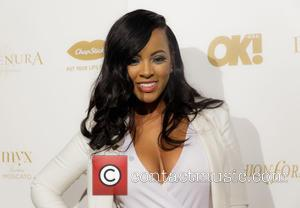 Malaysia Pargo - Shots of a host of celebrities as they arrived at the OK! Magazine Grammy Pre-Party which saw...