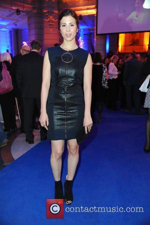 Aylin Tezel - 65th Berlin International Film Festival (Berlinale) - Blue Hour party by ARD & Degeto at Museum fuer...