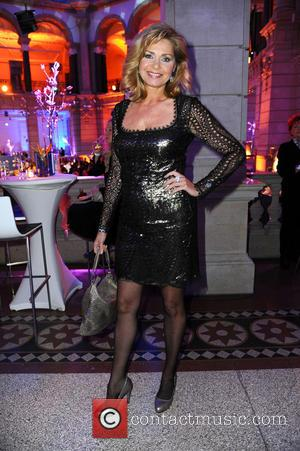 Maren Gilzer - 65th Berlin International Film Festival (Berlinale) - Blue Hour party by ARD & Degeto at Museum fuer...