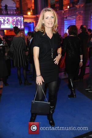 Maria Furtwaengler - 65th Berlin International Film Festival (Berlinale) - Blue Hour party by ARD & Degeto at Museum fuer...