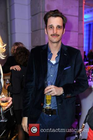 Max von Thun - 65th Berlin International Film Festival (Berlinale) - Blue Hour party by ARD & Degeto at Museum...