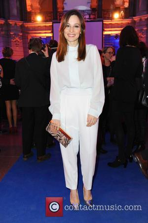 Mina Tander - 65th Berlin International Film Festival (Berlinale) - Blue Hour party by ARD & Degeto at Museum fuer...