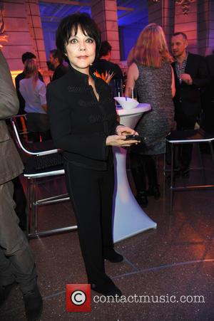 Simone Rethel - 65th Berlin International Film Festival (Berlinale) - Blue Hour party by ARD & Degeto at Museum fuer...