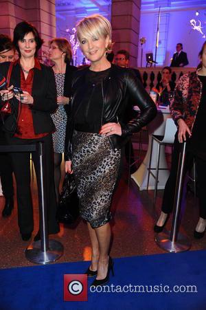 Ulla Kock am Brink - 65th Berlin International Film Festival (Berlinale) - Blue Hour party by ARD & Degeto at...