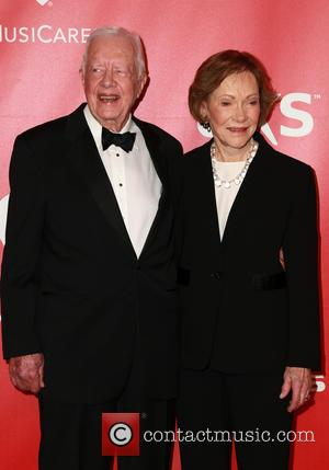 Former U.s. President Jimmy Carter Battling Cancer
