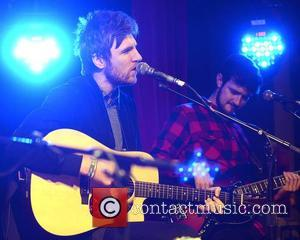 Mark Prendergast - Kodaline and Jason Boland - Kodaline performs an exclusive acoustic gig at HMV for 400 fans who...