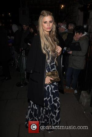 Laura Bailey - Pre-BAFTA dinner at Annabelle's hosted by Charles Finch and Chanel - London, United Kingdom - Saturday 7th...