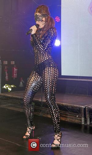 Natasha Hamilton - Atomic Kitten perform live at G-A-Y at G-A-Y at Heaven - London, United Kingdom - Saturday 7th...