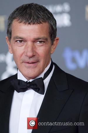 Antonio Banderas - 29th Goya Awards at the Principe Felipe Convention Center - Arrivals - Madrid, Spain - Saturday 7th...