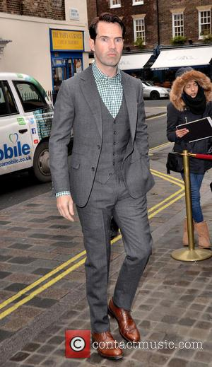 Jimmy Carr - Working Title pre-BAFTA VIP brunch at Chiltern Firehouse at Chiltern Firehouse - London, United Kingdom - Saturday...