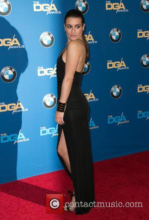 Lea Michele - A variety of stars were photographed as they arrived at the 67th Annual Directors Guild of America...