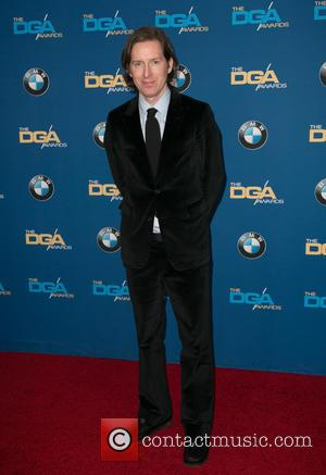 Wes Anderson - A variety of stars were photographed as they arrived at the 67th Annual Directors Guild of America...