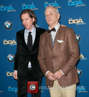 Wes Anderson and Bill Murray - A variety of stars were photographed as they arrived at the 67th Annual Directors...