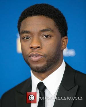 Chadwick Boseman - A variety of stars were photographed as they arrived at the 67th Annual Directors Guild of America...