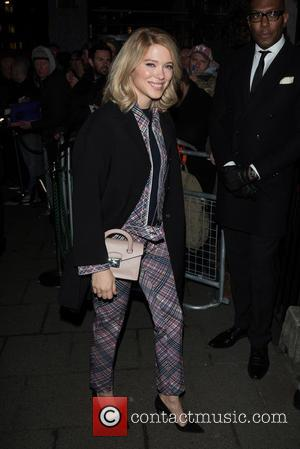 Lea Seydoux - Pre-BAFTA dinner at Annabelle's hosted by Charles Finch and Chanel - London, United Kingdom - Saturday 7th...
