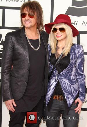 Orianthi and Richie Sambora - 57th Annual GRAMMY Awards held at the Staples Center in Los Angeles. at Staples Center,...