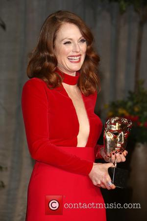 Julianne Moore - A variety of stars were photographed at the EE British Academy of Film and Television Awards 2015...