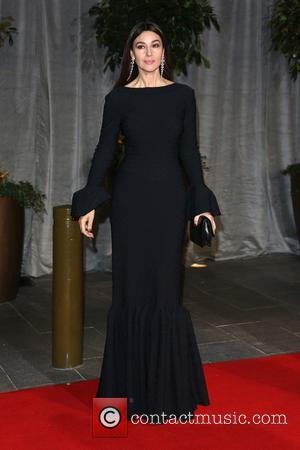 Monica Bellucci - A variety of stars were photographed at the EE British Academy of Film and Television Awards 2015...